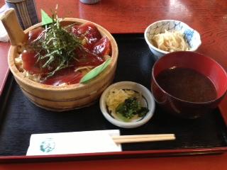 2013年 お伊勢さん てこね寿司