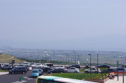 駿河湾景色4.28