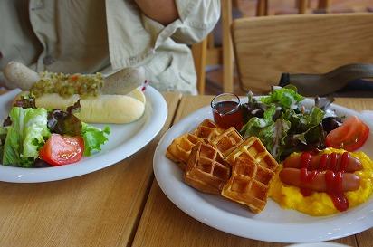 朝食セット6.6