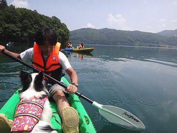 ごえ青木湖7.28