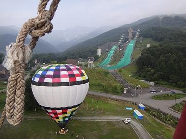 気球の上から7.29