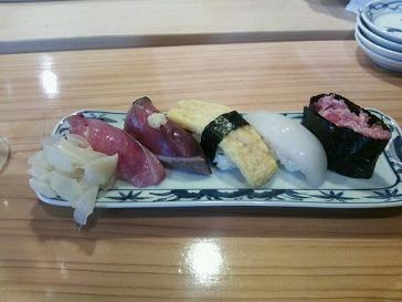 ひがしやま寿司10.28