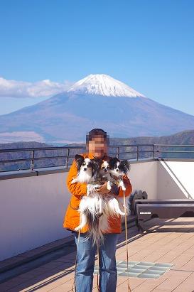 富士山だっこ11.10