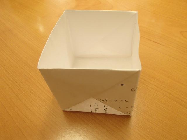 ハート 折り紙 紙の箱の折り方 : gohanoishi.blog104.fc2.com