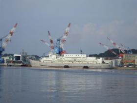 アメリカ海軍支援船