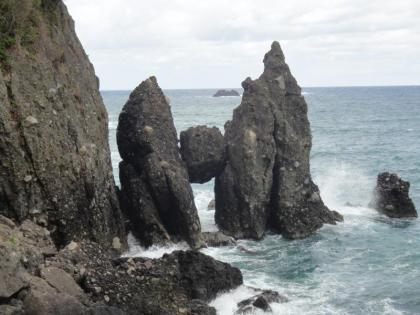 ハサカリ岩