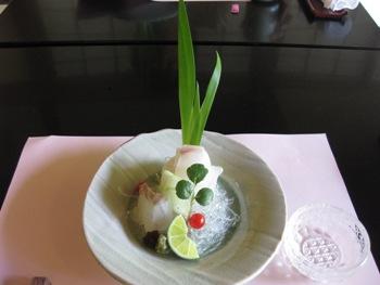 桜鶴苑 湯豆腐御膳4