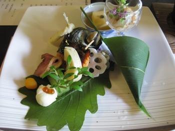 桜鶴苑 湯豆腐御膳3