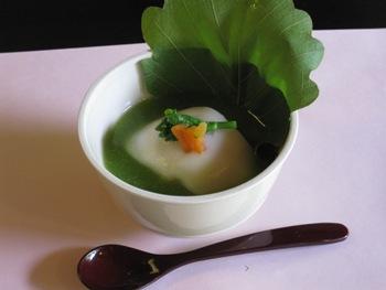 桜鶴苑 湯豆腐御膳5