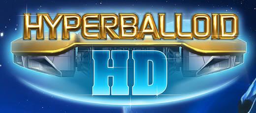 hyperballoid HD ロゴ