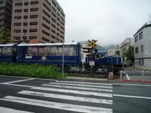 うおっち&ももの海水魚日記-レトロ電車