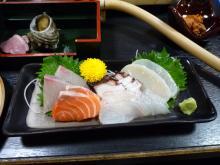 うおっち&ももの海水魚日記-夕食4