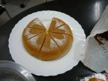 うおっち&ももの海水魚日記-とうふケーキ