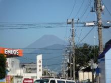 うおっち&ももの海水魚日記-富士山