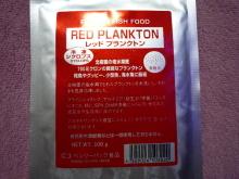 うおっち&ももの海水魚日記-レッドプランクトン