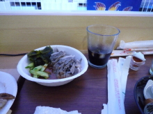 うおっち&ももの海水魚日記-焼肉3