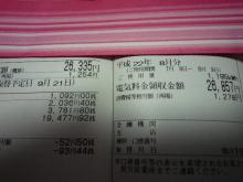うおっち&ももの海水魚日記-電気
