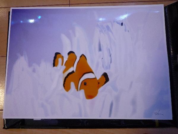 うおっち&ももの海水魚日記-絵