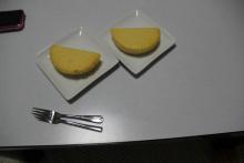 うおっち&ももの海水魚日記-ケーキ1