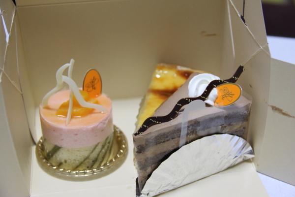 うおっち&ももの海水魚日記-けーき2