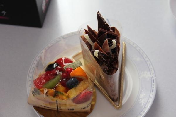 うおっち&ももの海水魚日記-cake