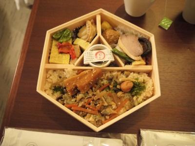 「亀戸 升本」のお弁当 - グルミッツな日々