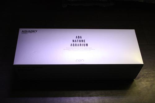 ADA 新LED照明 アクアスカイ 東海 岐阜 熱帯魚 水草 観葉植物販売 Grow aquarium