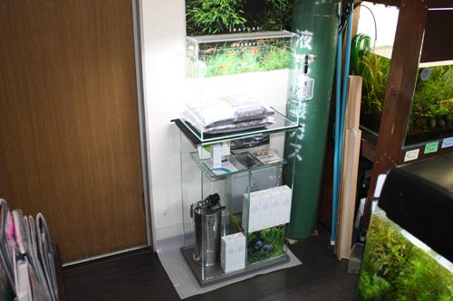 ADA45cmフルセット 東海 岐阜 熱帯魚 水草 観葉植物販売 Grow aquarium