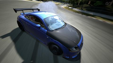 アウディ TT クーペ 3.2 クワトロ '03