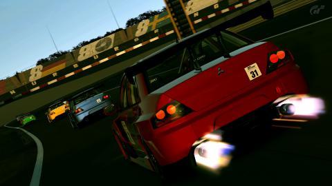 三菱 ランサーエボリューション IX GSR '05