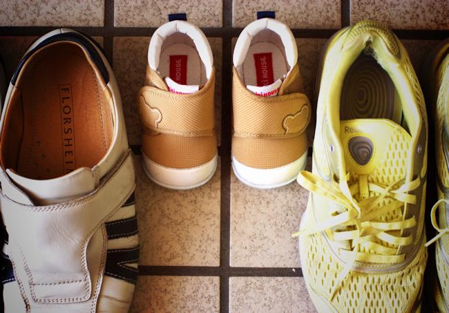 りっくんの靴ブログ用