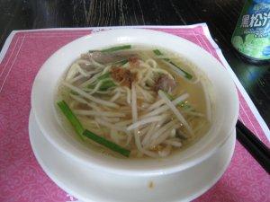 青葉新楽園の食事2