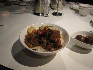府城晶華の料理1