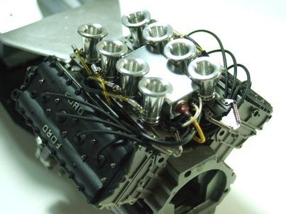 エンジン完成2