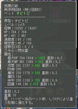 鷹LV15