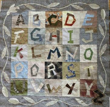 アルファベット6