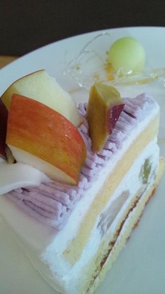 はなかんらんケーキ