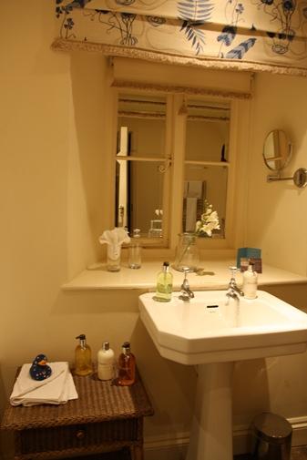 バイブリー スワンホテル 洗面室