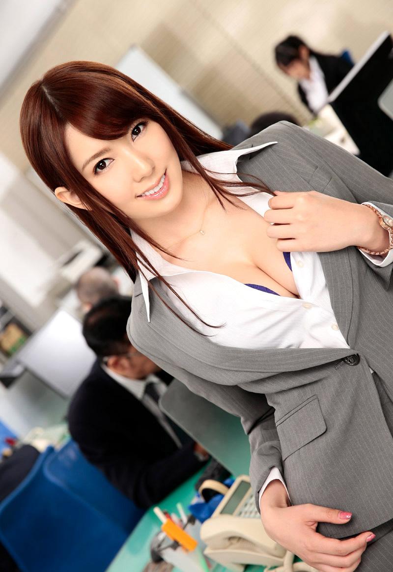 【No.12384】 スーツ / 波多野結衣