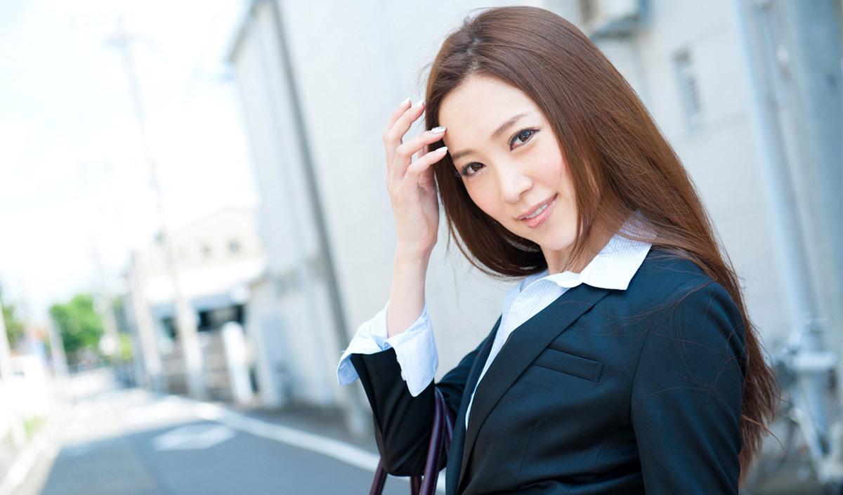 【No.12839】 綺麗なお姉さん / 小川あさ美