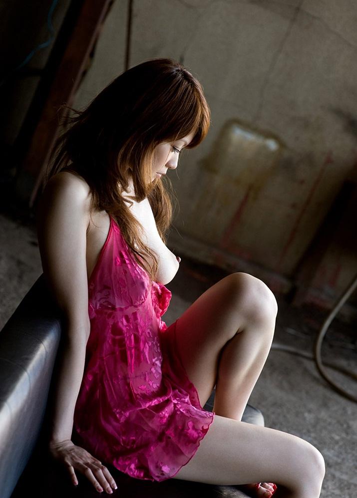 【No.2538】 廃墟ヌード / 黒木アリサ