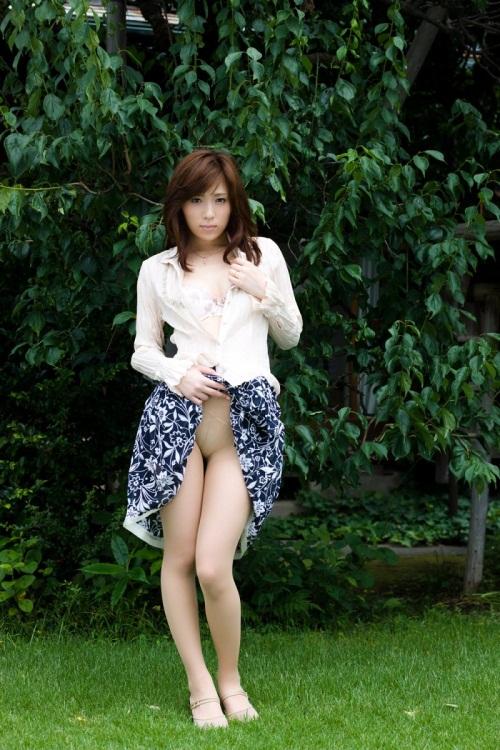 【綺麗なお姉さん。~AV女優のグラビア写真集~】 桜木凛 画像