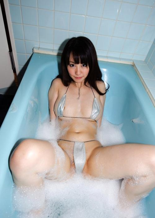【No.3984】 泡風呂 / 香澄のあ