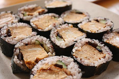 玉子巻き寿司♪