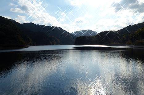 河内貯水池♪