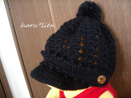 キッズ帽子①