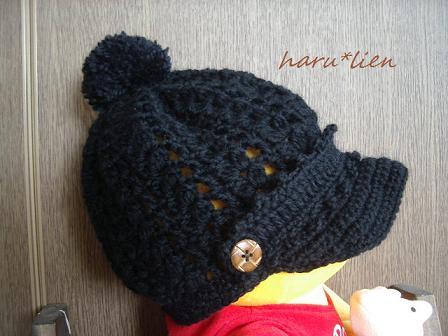 キッズ帽子②