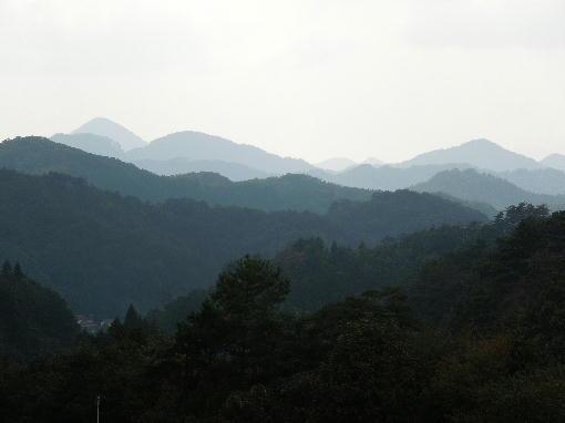 19.中国山地