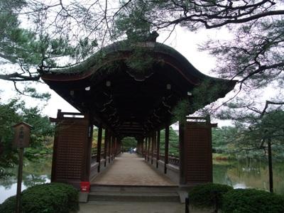 平安神宮のお庭3