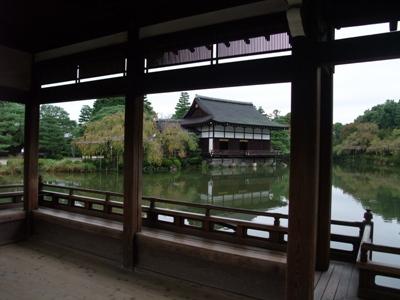 平安神宮のお庭4